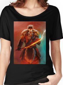 dota 2 -dt2 - juggernaut Women's Relaxed Fit T-Shirt