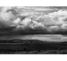 Before the deluge Photographic Print