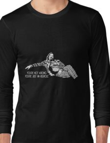 The Big Lebowski - quote Long Sleeve T-Shirt