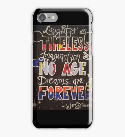 It All Began With A Mouse... iPhone Case/Skin