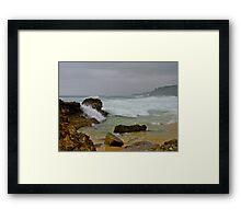 Bermagui. NSW. Severe storm. Framed Print