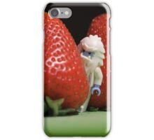 Hide n' Seek in the Strawberry Forest iPhone Case/Skin