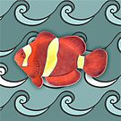 Clown Fish  by Paul Webster