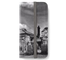 The Country Mansion iPhone Wallet/Case/Skin