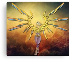 Aether Wing Kayle Canvas Print