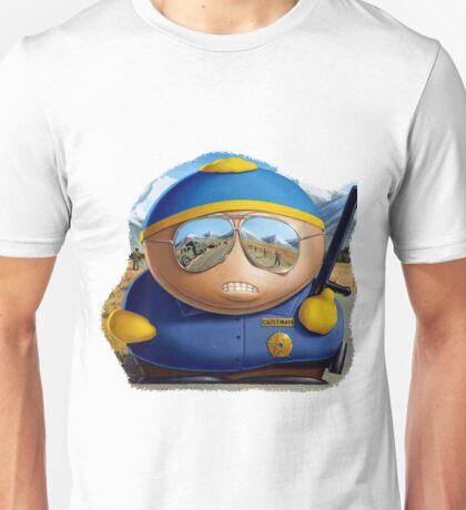 Cartman - Respect my Authoritah Unisex T-Shirt