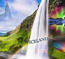 Icelandic Paradise by Jake Dennis