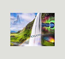 Icelandic Paradise Unisex T-Shirt