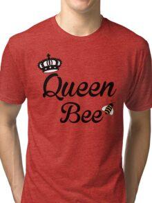 Queen, Bee Tri-blend T-Shirt