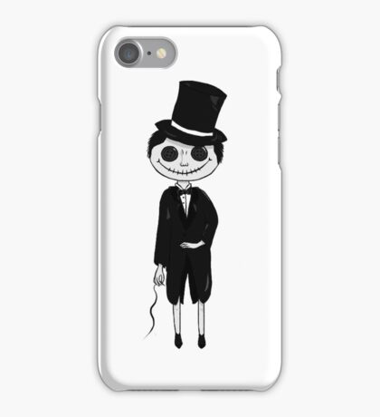 Peregrine creepy doll iPhone Case/Skin