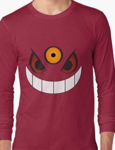 Mega Gengar Close-Up Long Sleeve T-Shirt