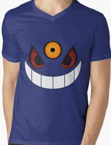 Mega Gengar Close-Up Mens V-Neck T-Shirt