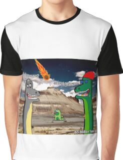 Dinosaurs are so cool Graphic T-Shirt
