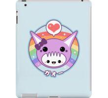 Cute Purple Monster iPad Case/Skin