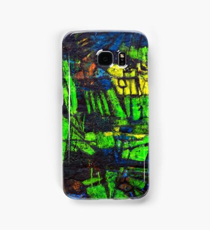 Blocks - Fields Samsung Galaxy Case/Skin