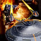 Star Trek-All Out War by Andrew Wells