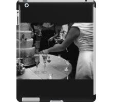 Cake Cutting iPad Case/Skin