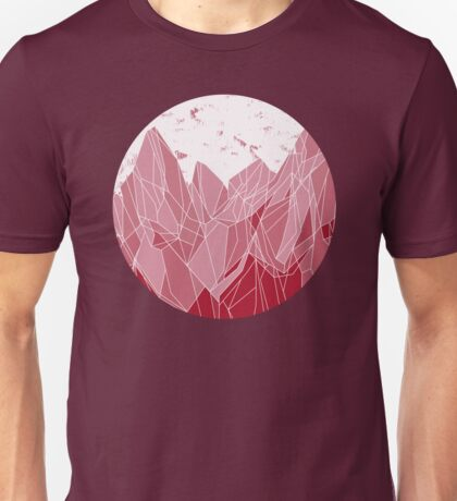 Sunset Mountain ! Unisex T-Shirt