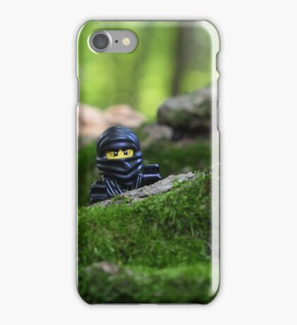 Forest Ninja  iPhone Case/Skin