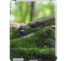 Forest Ninja  iPad Case/Skin