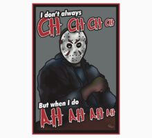 Jason, the most interesting boogeyman in the world. Kids Tee