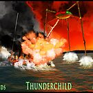 Thunderchild by Andrew Wells