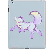 Inky Fox 2 - Color iPad Case/Skin