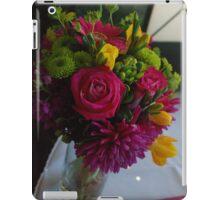 Pink Bouquet iPad Case/Skin
