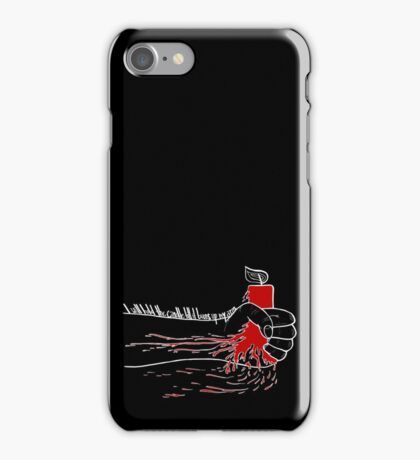 Indifference (Pearl Jam inspired) iPhone Case/Skin