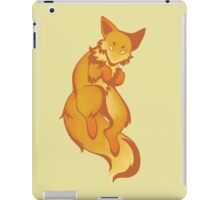 Inky Fox - Color iPad Case/Skin