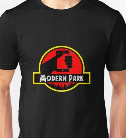 Modern Park Unisex T-Shirt
