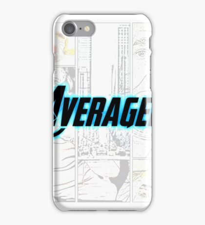 Human Averagers - Age Of Indifference - Coll Movie Lovers Sarcastic Gift iPhone Case/Skin