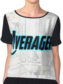 Human Averagers - Age Of Indifference - Coll Movie Lovers Sarcastic Gift Chiffon Top