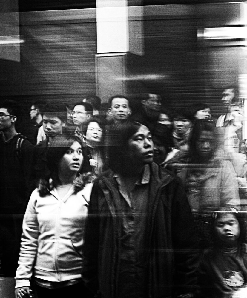 Nathan Rd by Jonathan Russell