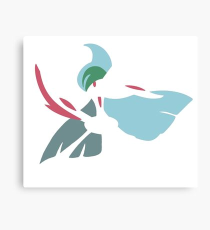 Mega Gallade Canvas Print