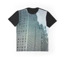 Downtown New York city Graphic T-Shirt