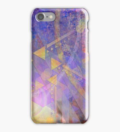Aurora Aperture (Square Version) - By John Robert Beck iPhone Case/Skin