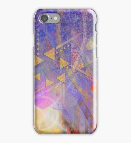 Aurora Aperture - By John Robert Beck iPhone Case/Skin