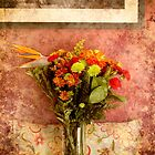 Floral Thank you for my friend by Yannik Hay