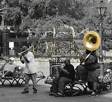 Jazz Band by Ryan Deis