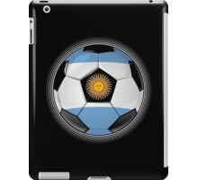 Argentina - Argentine Flag - Football or Soccer iPad Case/Skin