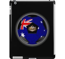 Australia - Australian Flag - Football or Soccer iPad Case/Skin