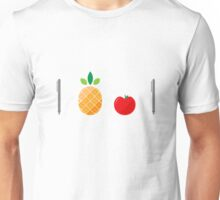 Pen Pineapple Apple Pen - PPAP Design Unisex T-Shirt