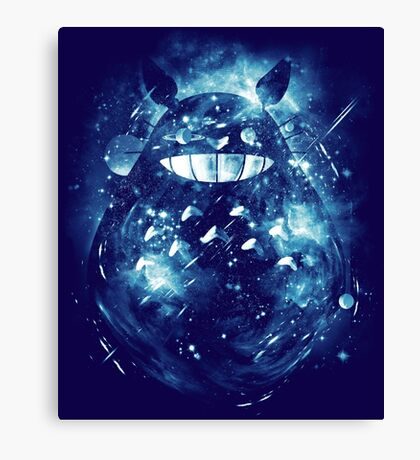 the big friend nebula Canvas Print