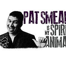 Smear is my Spirit Animal! by mkesandy