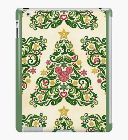 Disney Christmas Tree iPad Case/Skin