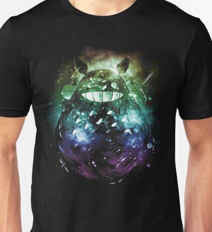 the big friend nebula - rainbow version T-Shirt