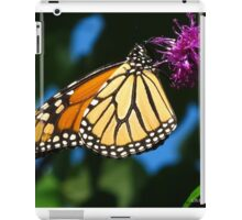 Monarch flight iPad Case/Skin