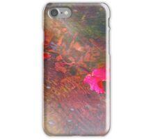 Drifting autumn iPhone Case/Skin