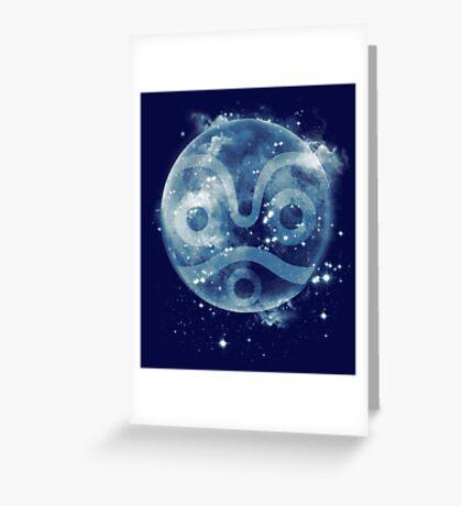 moononoke princess Greeting Card